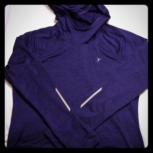 Old Navy Womens Semi-Fitted Hoodie